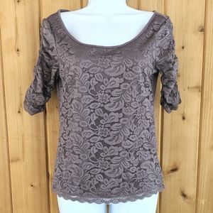 NWT American Eagle Lace Top - S